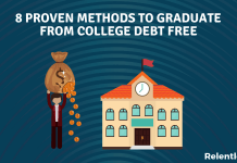 Grading From College Debt Free