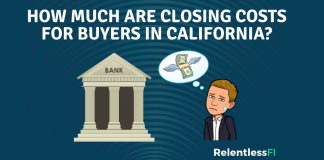 how much are closing costs for buyers in california